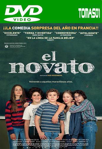 El novato (2015) DVDRip
