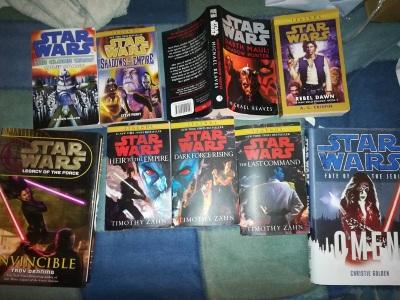 Szabolcs Hlatky Star Wars könyvei
