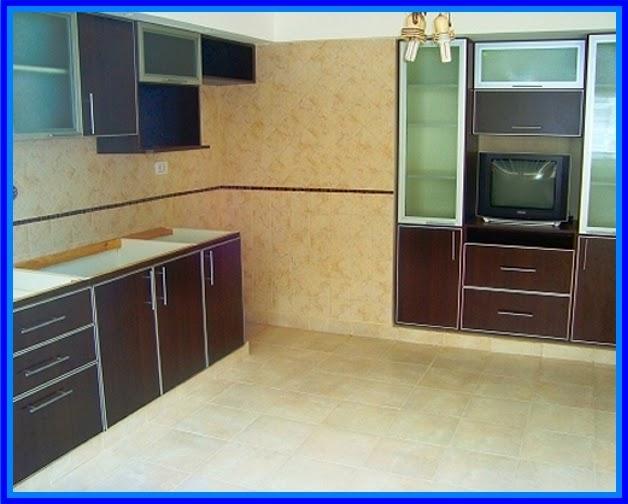 Gabinetes de cocina modernos en cemento for Gabinetes de cocina modernos