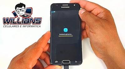 Firmware Stock Rom Galaxy J5 Prime SM-G570, G570M, Atualizar, Restaurar