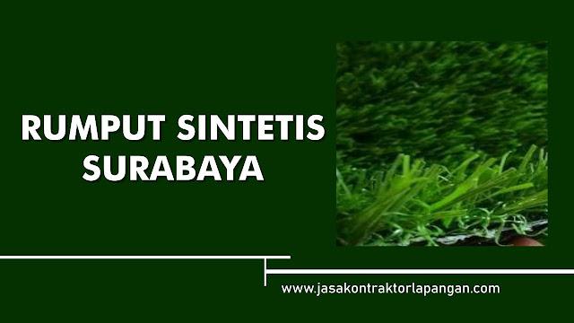Jual Rumput Sintetis di Surabaya