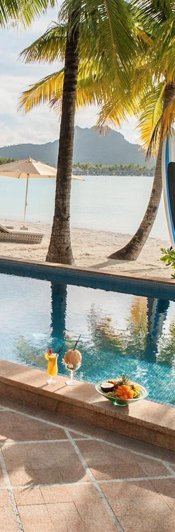 St. Regis Bora Bora Pool