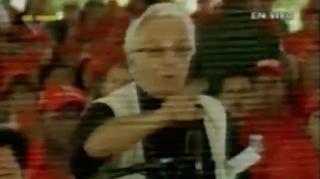 """el Padre Jesus Silva en la televisión pública venezolana """"Alo presidente"""""""