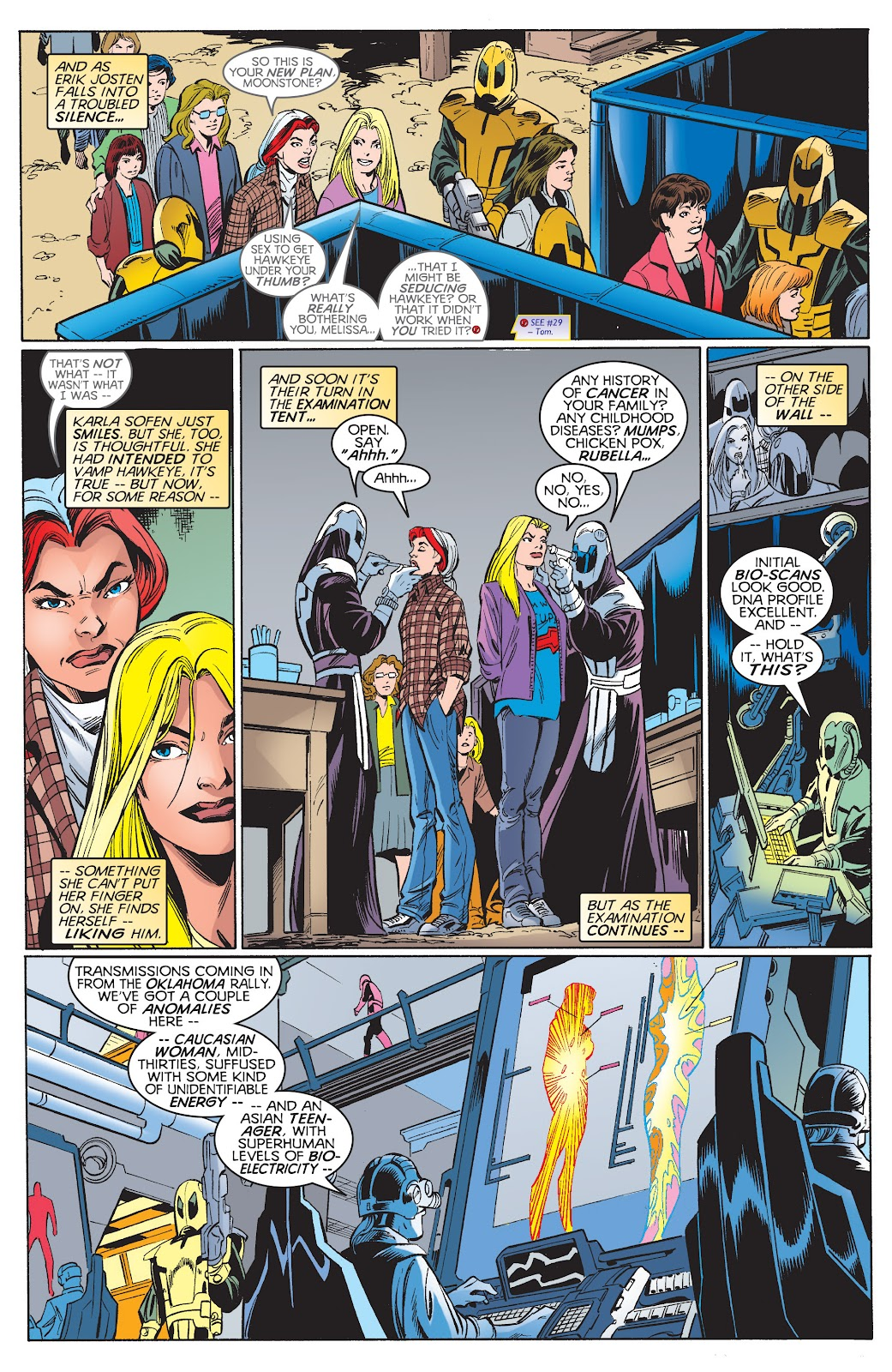 Read online Hawkeye & The Thunderbolts comic -  Issue # TPB 1 (Part 3) - 10