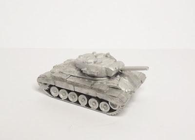 MDV43  M45 Pershing, 105mm