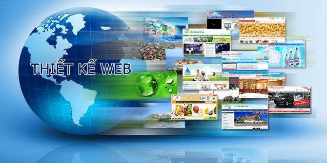 Thiết kế website giá rẻ Bình Dương
