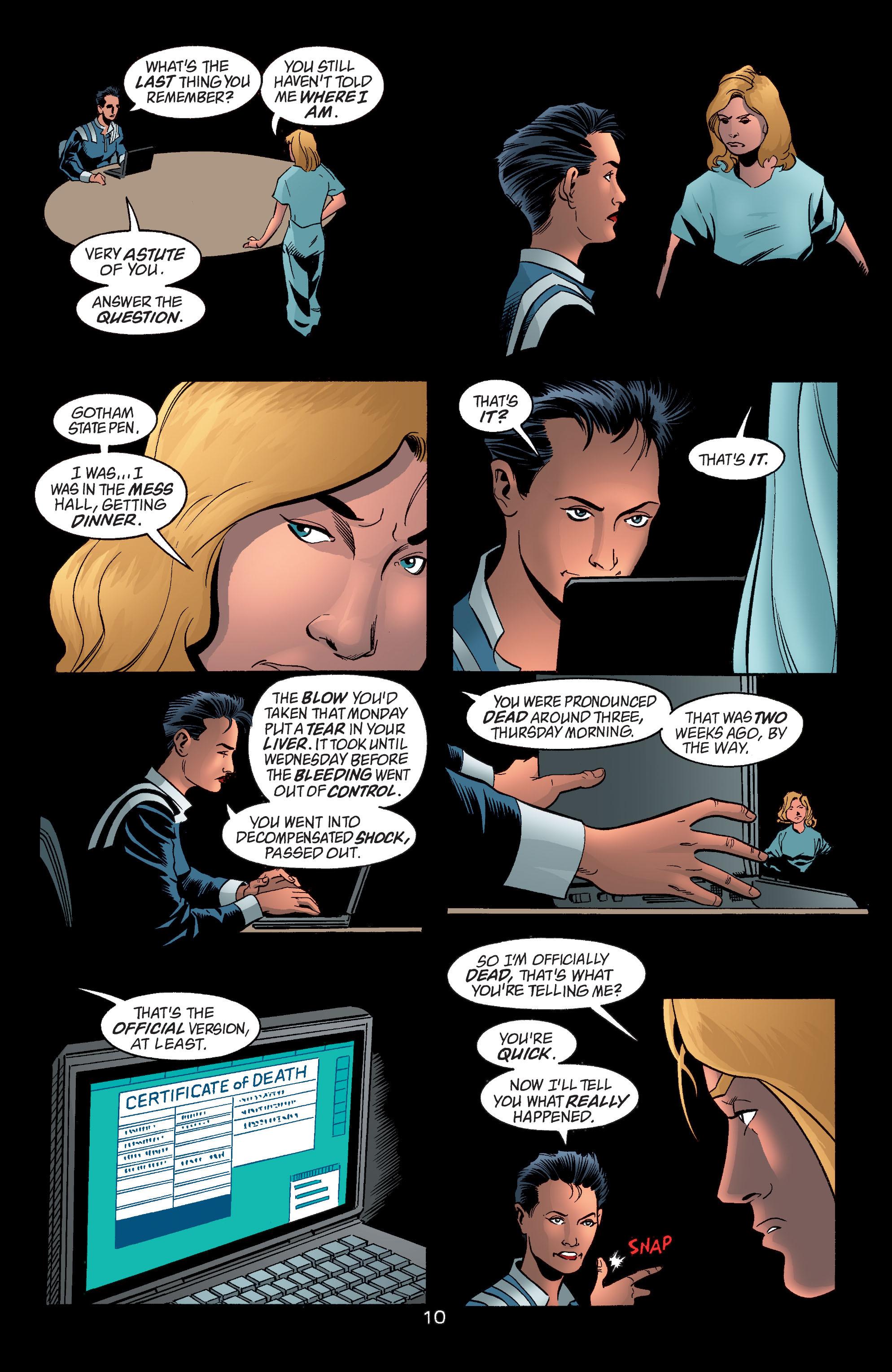 Detective Comics (1937) 774 Page 10