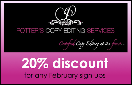 Attention #Authors! 20% This Month ONLY!