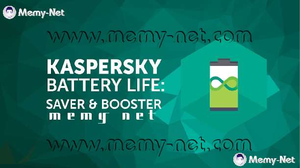 تحميل تطبيق Kaspersky Battery لزيادة عمر البطارية