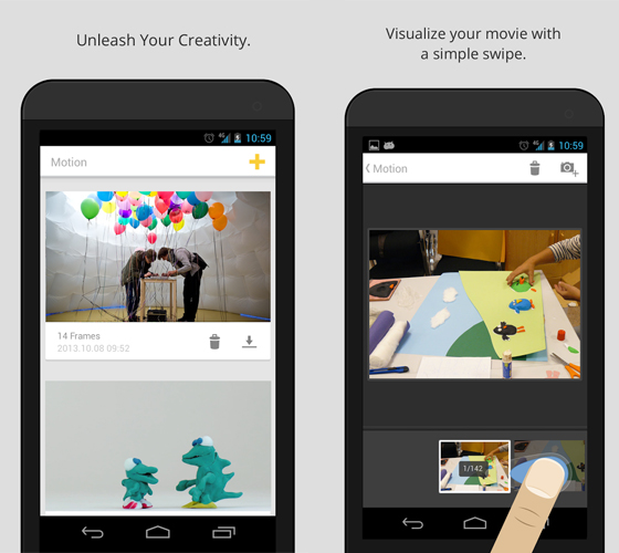 Cara Membuat Video Stop Motion di Android