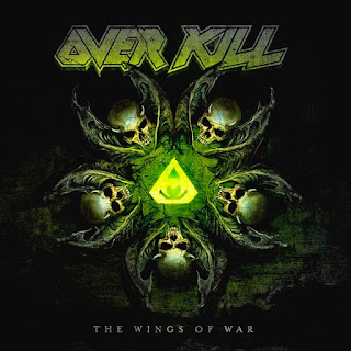 "Ο δίσκος των Overkill ""The Wings of War"""