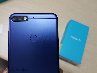 Honor 7C Review