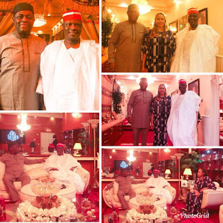 Politics: What I discussed with Kwakwaso in Abuja – Fani-Kayode [PHOTOS]