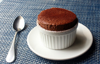 Chocolate Soufflé – Perfect for Your Valentine (Unless I'm Your Valentine)