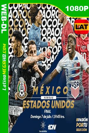 México Vs. Estados Unidos Final Copa Oro (2019) Latino HD WEB-DL 1080P ()