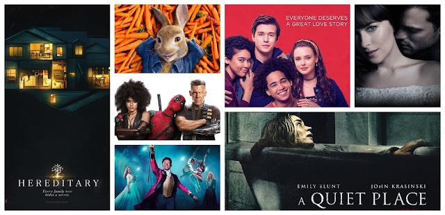 2018 Cinema Watch List So Far