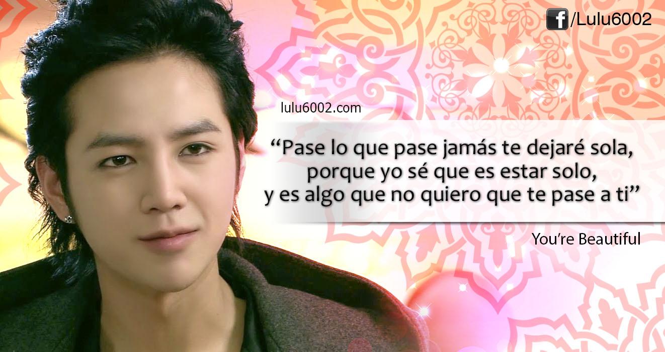 Jang Geun Suk Youre Beautiful 13 Frases Inolvidables...