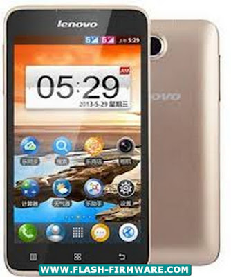 Cara Flashing Lenovo A529 Stock Rom