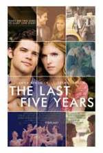 Los últimos cinco años (2014) DVDRip Castellano