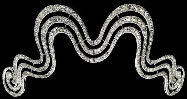 Lila Vanderbilt Sloane Field Cartier Tiara