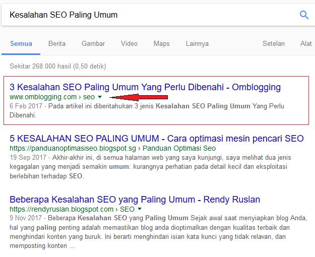 Optimasi Google Rankbrain, 11 Teknikal Seo Paling Penting Untuk Algoritma Google
