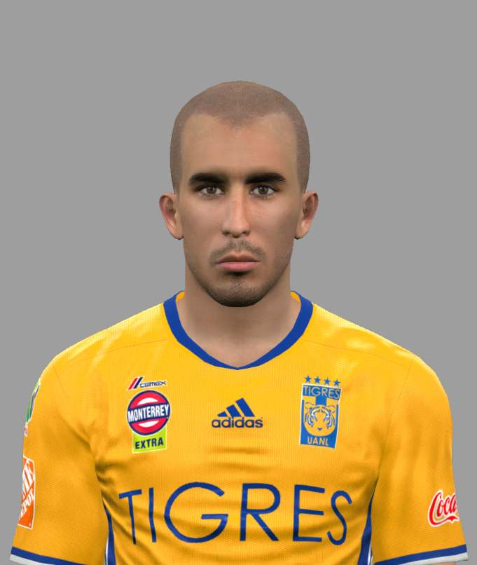 Ultigamerz Pes 2010 Pes 2011 Face: Ultigamerz: PES 2017 Guido Pizarro (Tigres) Face