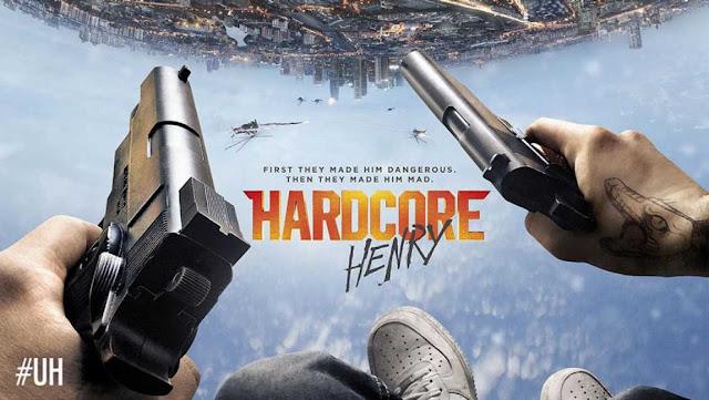 Hardcore Henry Sitges 2016