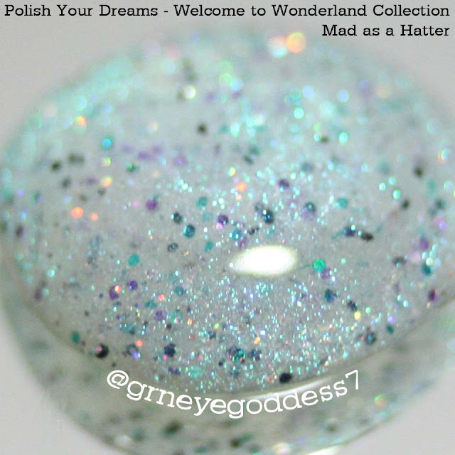Polish Your Dreams Mad As A Hatter