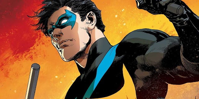 Profil: Nightwing, Mantan Sidekick Batman (Prime Earth)