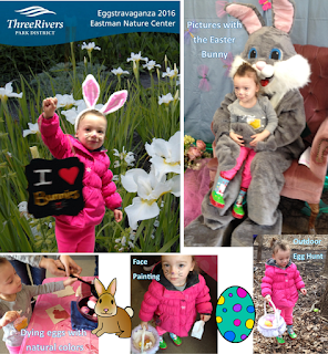 3 Rivers Park District Easter Event