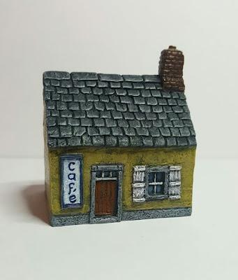 European Café / Shop