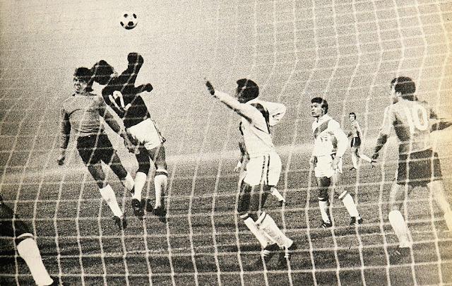 Chile y Perú en Copa América 1975, 17 de julio