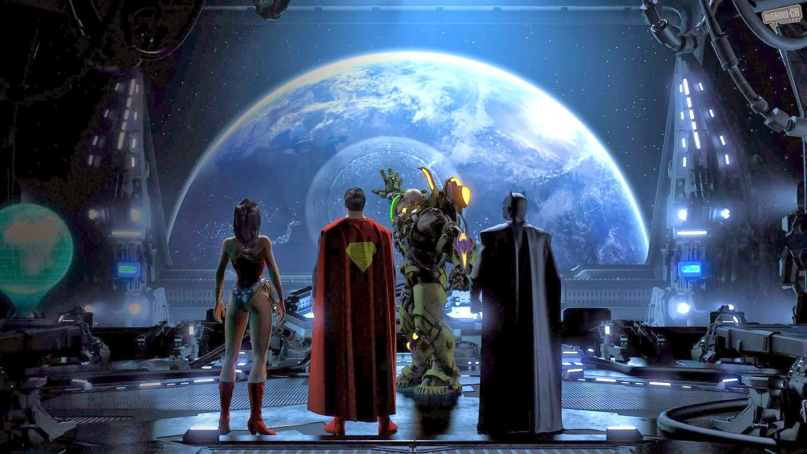 justice league america wallpapers - photo #12