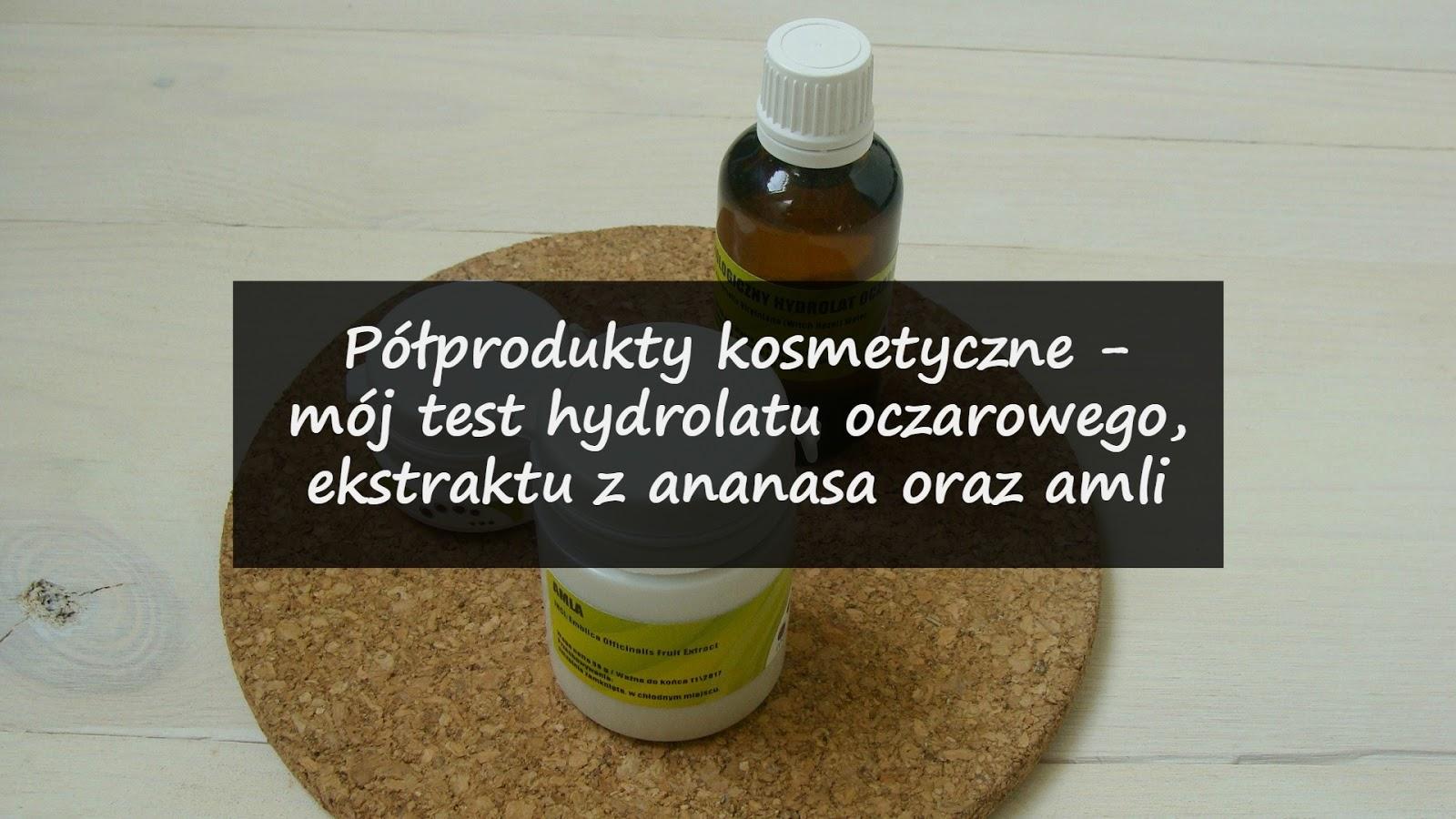 Półprodukty kosmetyczne - mazidla.com