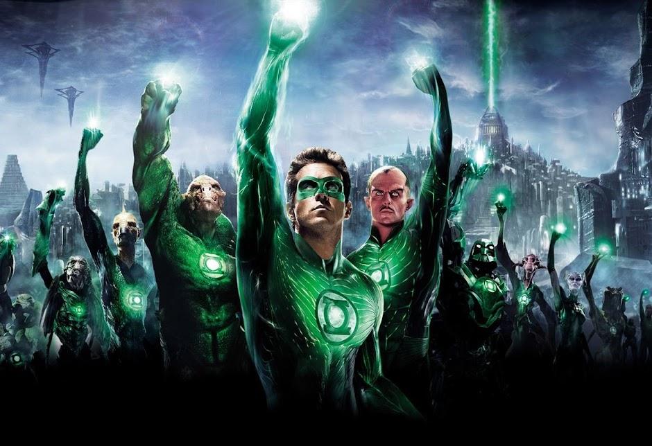 """Geoff Johns irá escrever e produzir """"Tropa dos Lanternas Verdes"""""""