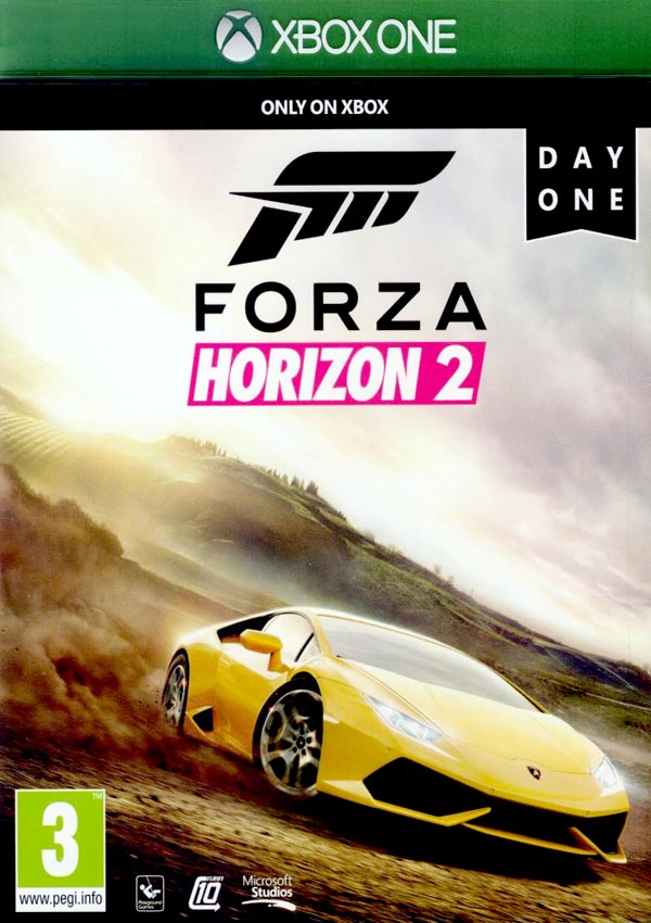 Forza Horizon 2 Download Cover Free Game