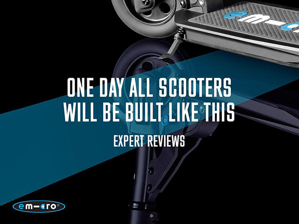 Expert Reviews emicro electric scooter review