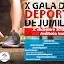 LA DÉCIMA EDICIÓN DE LA GALA DEL DEPORTE CONTARÁ CON OCHO CATEGORÍAS Y UNA MENCIÓN ESPECIAL