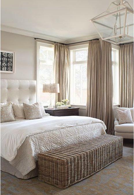 Hamptons Bedroom Inspiration