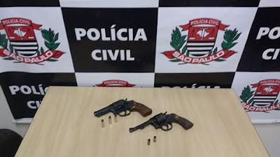Polícia Civil de Miracatu prendeu em flagrante  casal que extorquia Idoso em Miracatu