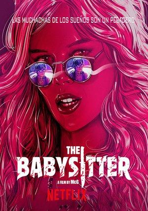 Poster The Babysitter 2017