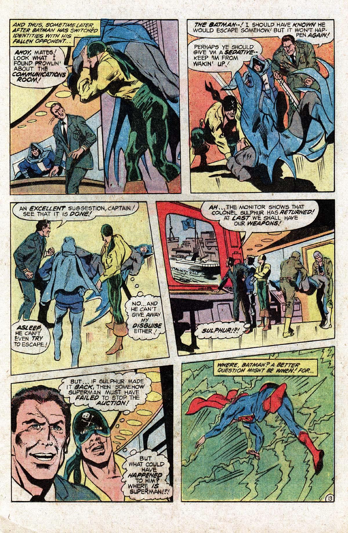 Read online World's Finest Comics comic -  Issue #280 - 15