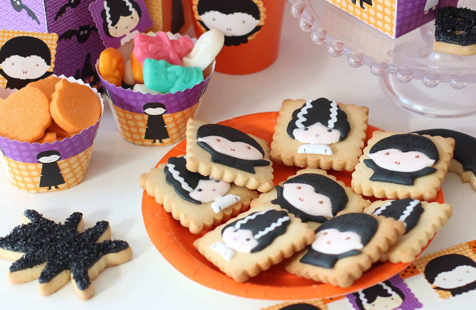 Cursos Galletas Decoradas Madrid Galletas Decoradas Halloween Quotnaif Quot Postreadicción