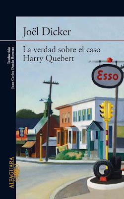 La verdad sobre el caso Harry Quebert - Joël Dicker (2013)