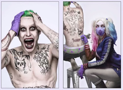 Suicide Squad Joker and Harley Photo