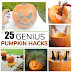 Genius Pumpkin Hacks