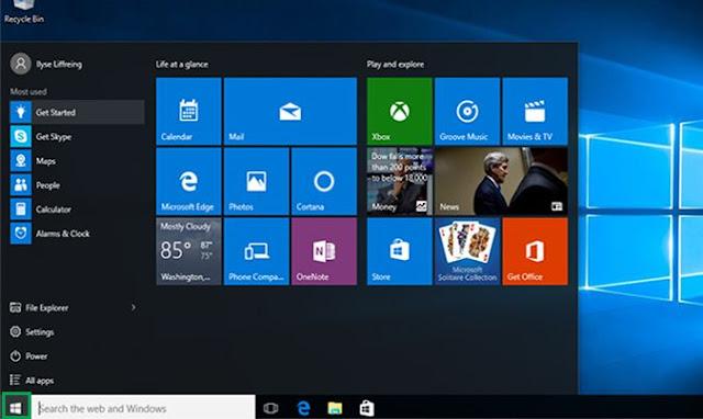 Cara Mengubah Background Desktop Di Windows 10 Teknochannel