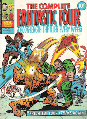 Complete Fantastic Four #16, the Frightful Four return