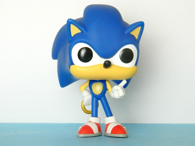Sonic The Hedgehog Funko Pop Vinyl Figure