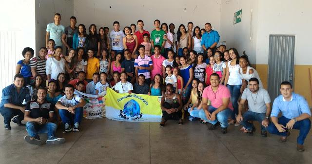 COMIDI da Diocese de Porto Nacional realizou 3ª Missão Jovem em Figueirópolis (TO)